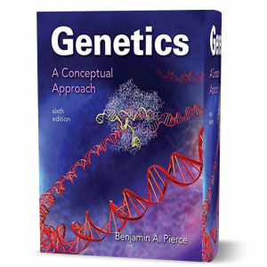 download free Genetics : A Conceptual Approach 6th edition by Benjamin A. Pierce , freeman 2016 published book in pdf format