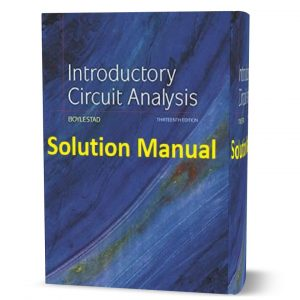 download free solution manual of Introductory Circuit Analysis 13th edition written by Boylestad , Robert L book in pdf format | gioumeh