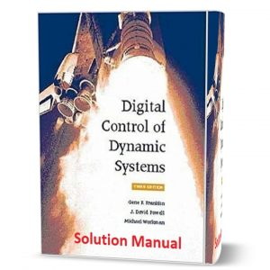 download free Solution Manual Digital Control of Dynamic Systems 3rd edition by Franklin book in pdf format | answers & solutions