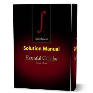 download free Essential Calculus of Stewart 2nd Edition solutions manual book in pdf format | free solution & answers