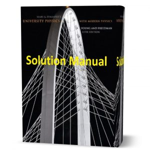 download free University Physics with Modern Physics 13th edition Solution Manual book in pdf format | Gioumeh