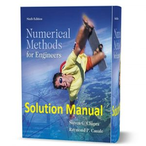 download free numerical methods for engineers 6th edition solution manual written by Steven Chapra eBook in pdf format